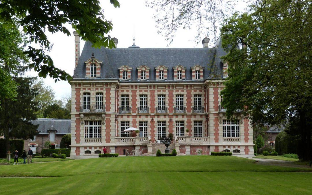 Conférence « châteaux et mottes féodales de l'Aube »