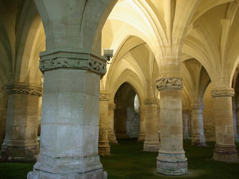 Église Notre-Dame de l'Assomption ou » l'Église-crypte «